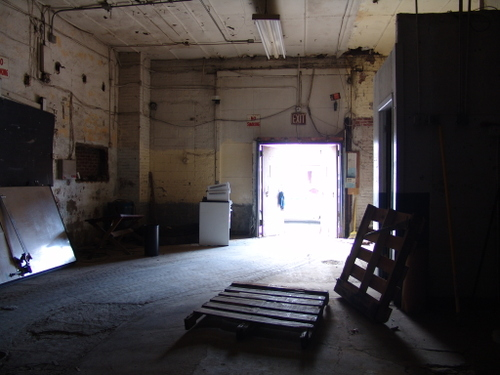 Williamsburg Northside Warehouse and Yard- Perfect for restaurant-Bedford L train
