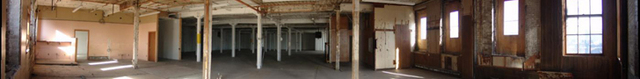 Furniture Factory Loft Greenpoint 2006