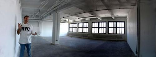 1412sf Commercial Loft