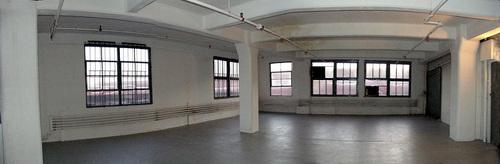 3rd floor loft workshop