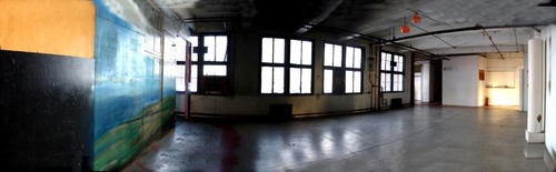 4000sf Loft space on Hope Street