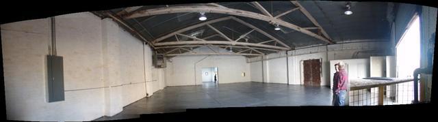 5600sf warehouse