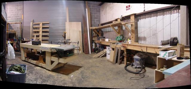 Workshop area Warehouse Bowl